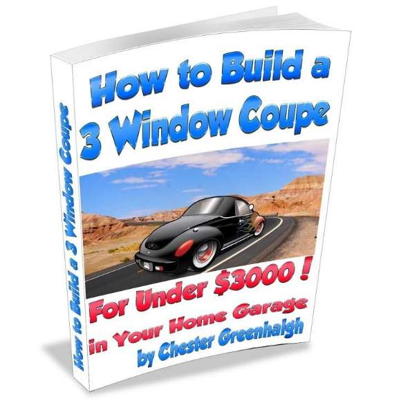 3 window coupe budget build how to